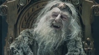 Theoden laughing