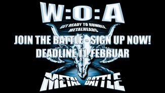 W:O:A Metal Battle 2018