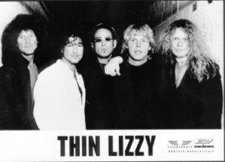 Lizzy Live på Amager