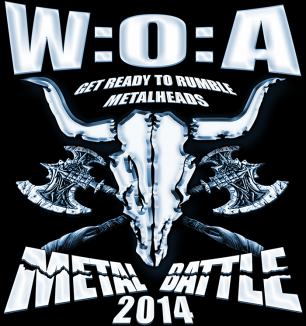 Nu går det løs! W:O:A Metal Battle 2014