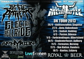 W:O:A Metal Battle Tour 2013