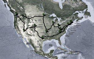 Turnédagbog: Ajuna i Amerika, del 4