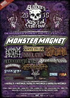 Aalborg Metal Festival 2010 er overstået