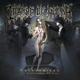Mellemvare fra Cradle of Filth