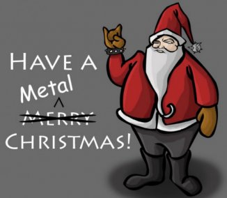 Lynkonkurrence: Anti-X-Mas-Metal-Bash