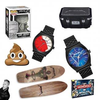 Top 5 – Metallica-merchandise, du har savnet!