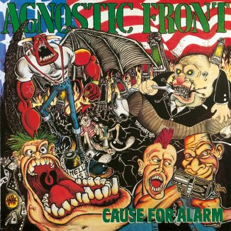 Metaldiktator: Agnostic Front - Cause for Alarm