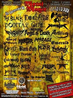 Metal Magic Festival 6: Torsdag