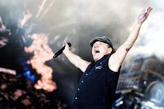 AC/DC = Formidabel Fest/Forudsigeligt Show