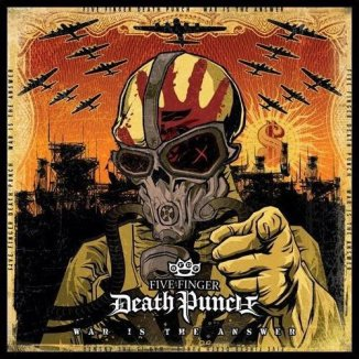 Five Finger Death Punch-konkurrence