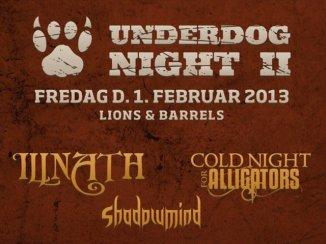 Underdog Night er mere bidsk end sidst