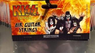 Kiss Air Guitar Strings-banner