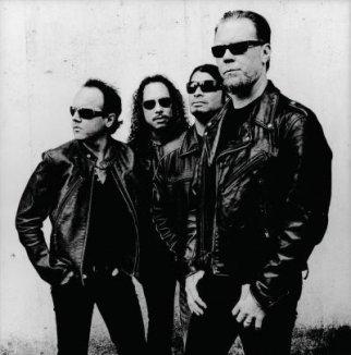 Konkurrence: Metallica