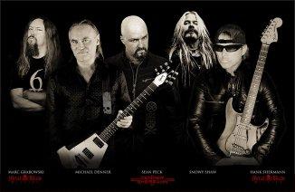 Denner/Shermann til Metal Magic 2016