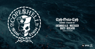 Top 5 - Copenhell Metal Cruise