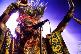 Da det psykedeliske karneval kom til byen