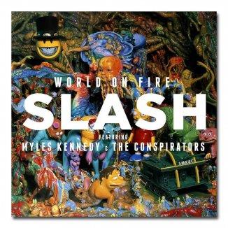 På langtrukken rejse med Slash