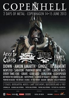 Copenhell 2013: Guiden
