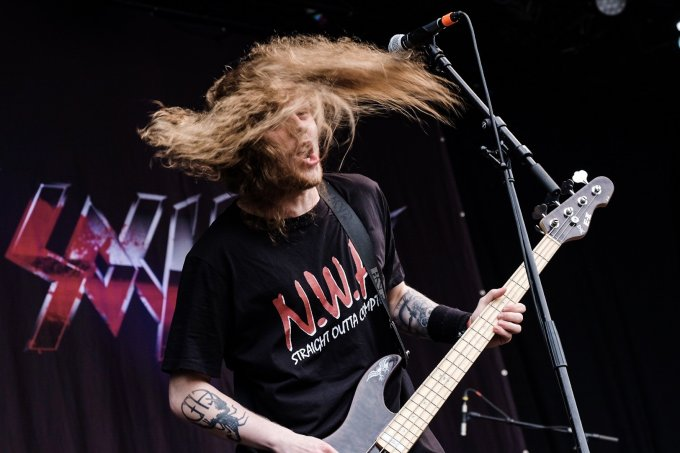 Copenhell '17: Taking out the thrash!