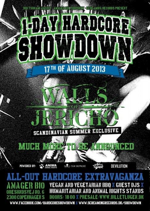 1-Day Hardcore Showdown 2013