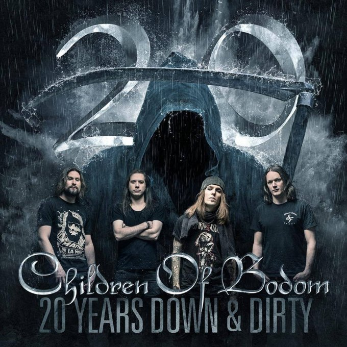 Konkurrence: Children of Bodom i Pumpehuset