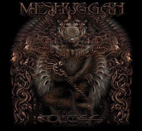 Smilende Meshuggah