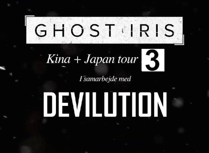 Ghost Iris i Kina og Japan – tour-dagbog, del 3