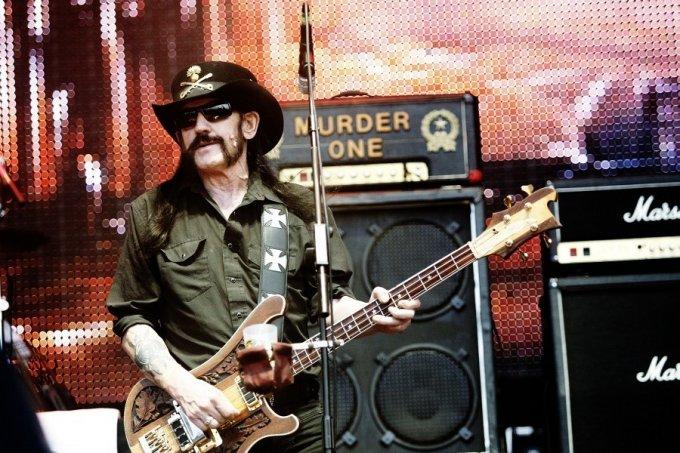 Lemmy er her ikke længere