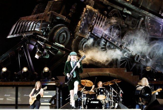 Top 5 – AC/DC's bedste!