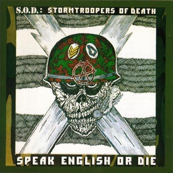 Metaldiktator: S.O.D. – Speak English or Die