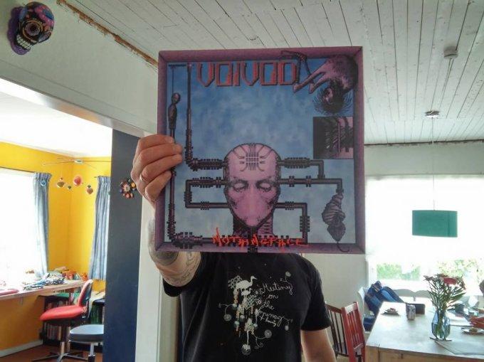 Metaldiktator: Voivod – Nothingface