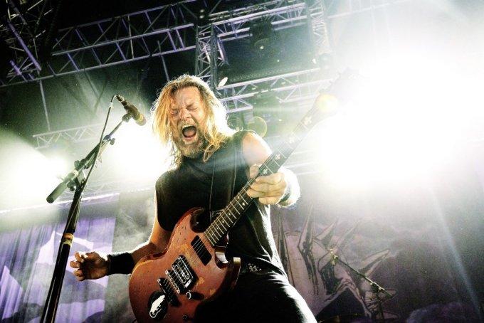 Roskilde Festival '15:  Sympatisk sydstatsmetal tabte pusten