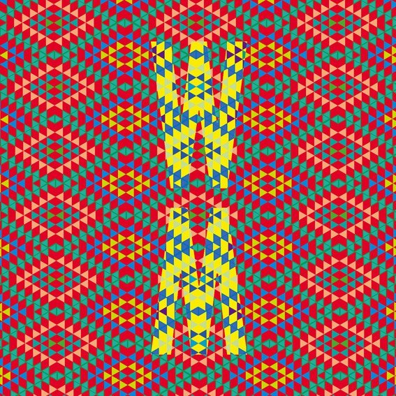 Et farverigt og udknaldet ritual