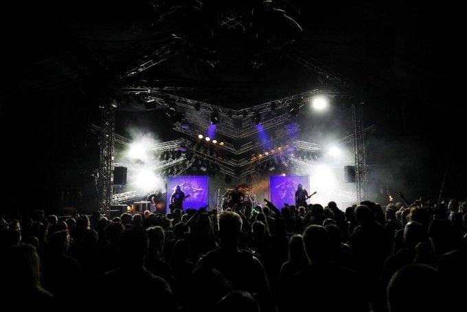 Roskilde Festival '15: Fredag