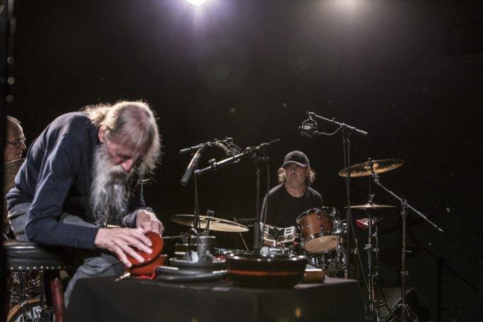 Torben og Lars Ulrich for fuld fri jazzudblæsning