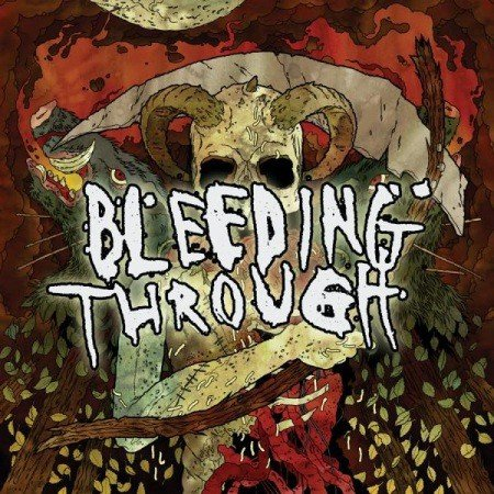 Bleeding Through-konkurrence