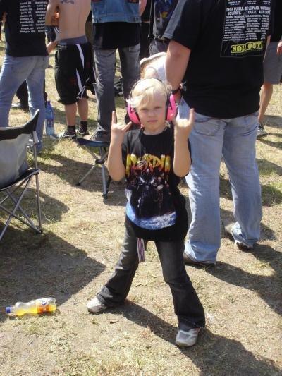 Kommentar: Ægte kærlighed på Sweden Rock