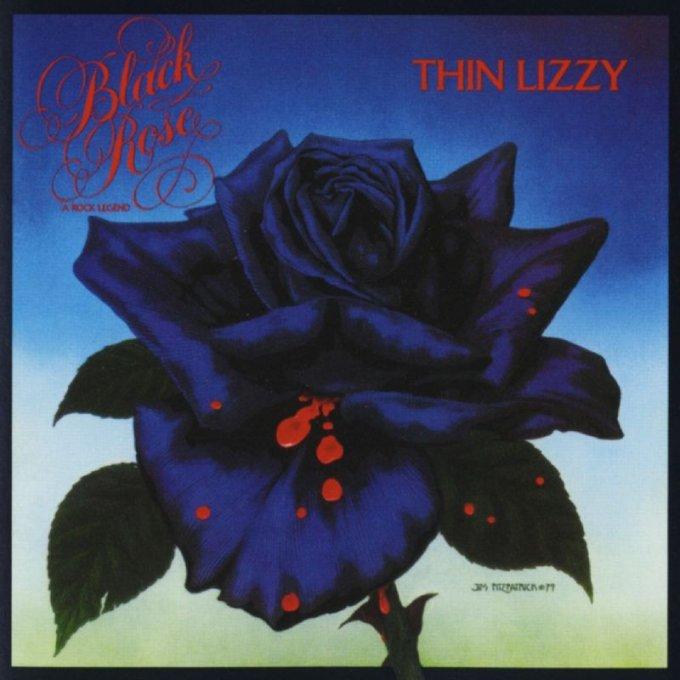 Metaldiktator: Thin Lizzy - Black Rose (A Rock Legend)