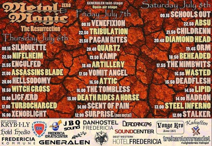 En guide til Metal Magic Festival – Part Zero
