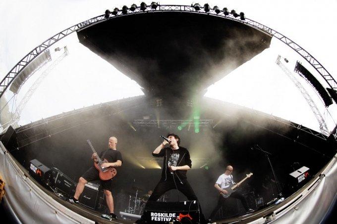 Roskilde Festival '15: Ikke så meget pis