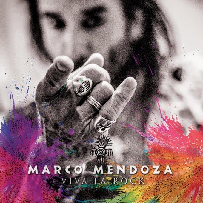 Marco Mendoza solo på ubådstur