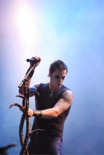 Sweden Rock 2008: Satyricon
