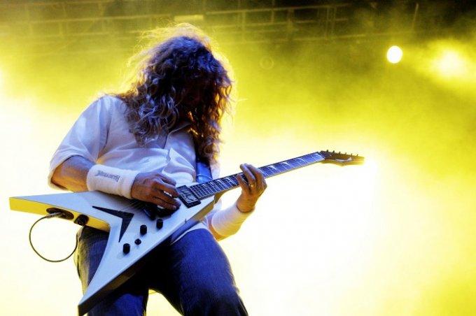 Copenhell 2010: Megadeth mistede momentet