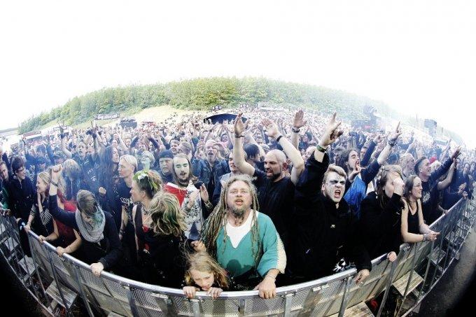 Briller Af Stål: Copenhell 2015 og den ufarlige metal
