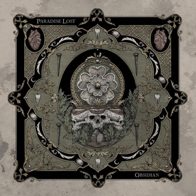 Paradise Lost - 'Obsidian'