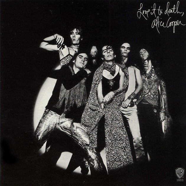 Metaldiktator: Alice Cooper - Love It to Death