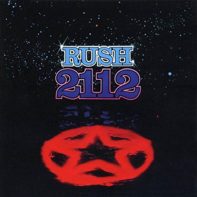 Metaldiktator: Rush - 2112