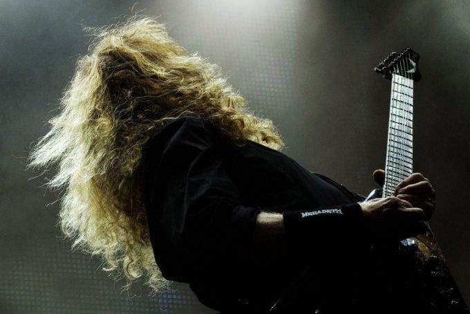 WOA '17: Middelmådige Mustaine