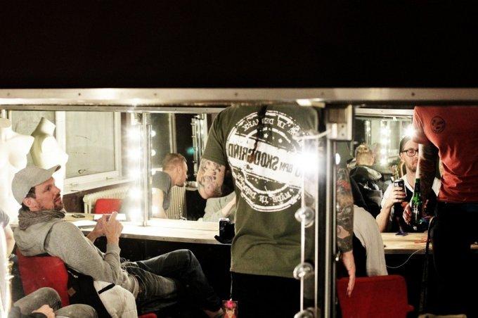 Headbangers Ball Tour: Afslutningen