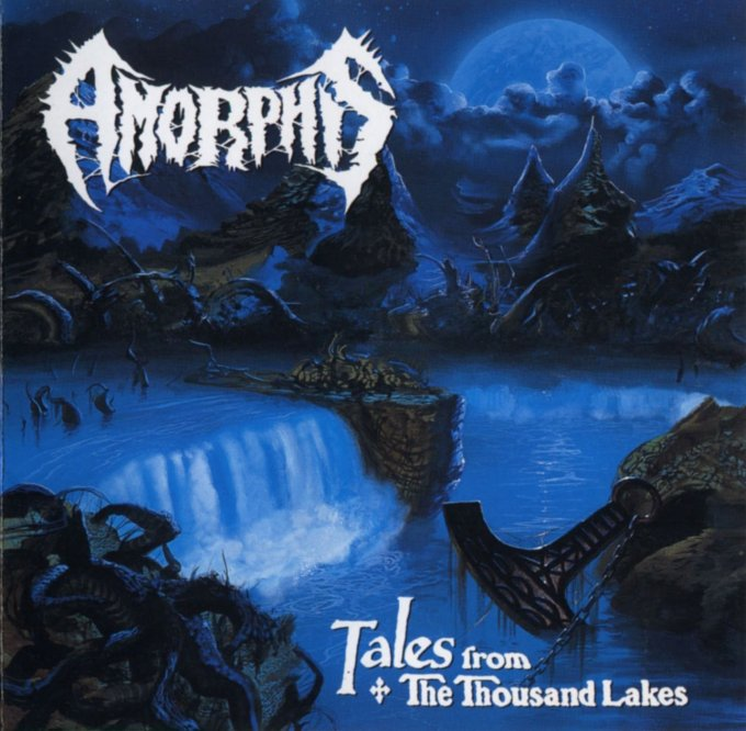 Metaldiktator: Amorphis - Tales From the Thousand Lakes